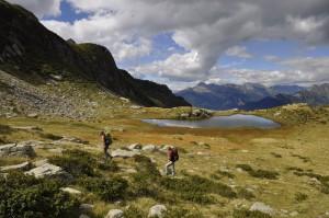 Naturwunder, Geologie und Hirsche am Passo San Jorio