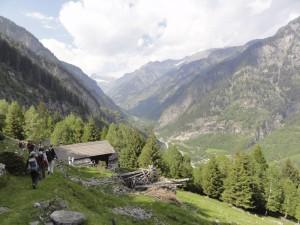 Val Calanca, die schönste Ecke der Region Adula