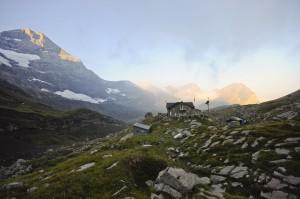 Von den Dents du Midi zum Mont Blanc (VS/F)