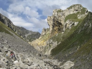 Greina wild – der Tessiner Grenze entlang zum Ritomsee