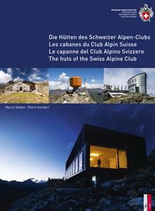 Buch Hütten Schweizer Alpen