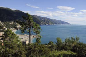 Küstenwanderung in Ligurien: von La Spezia nach Genua (Trekking mit Gepäcktransport)