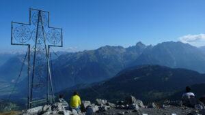 Herbstwanderung im Brandnertal in Vorarlberg - ab Hotel
