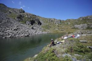 Wandertage verstecktes Val de Bagnes