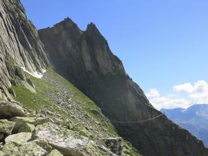Anspruchsvolles Alpinwandern im Sustengebiet