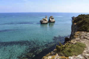 Salento Frühling: Wandertour an der Mittelmeerküste im südlichsten Apulien (I)