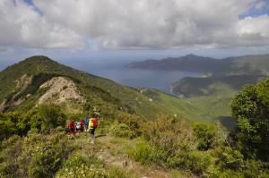 Wildes Korsika – durch die Berge der Westküste entlang (Trekking mit Gepäcktransport)
