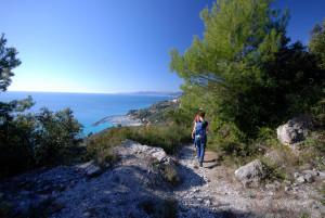 Winterwandern um Finale Ligure an der westlichen Ligurischen Küste (I)
