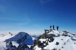 Schneeschuh Gletscher-Trekking Sustlihütte und Grassenbiwak