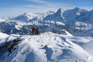 Schneeschuhwandern ab Hotel im Binntal (VS)