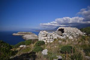 Wanderwoche über Neujahr um Kalamata im südlichsten Peloponnes (GR)