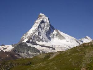 Trekking Zwischen Matterhorn und Dent d'Hérens