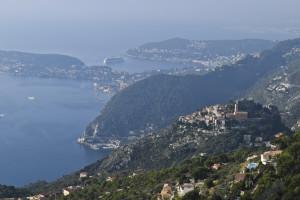 Der Ligurischen Küste entlang von Ventimiglia nach Nizza (I/F)