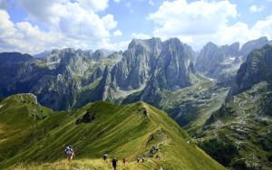Grenztrekking Kosovo, Montenegro, Albanien. Die schönsten Berge des Balkans