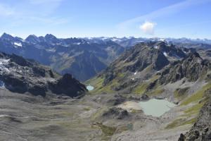Trekking Prättigau - Tirol - Unterengadin