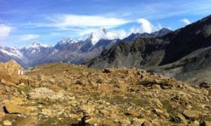 Trekking Lötschental bis Leukerbad: alpine Landschaften sehen & verstehen