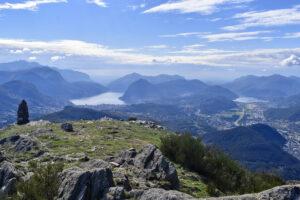 Osterwandern um Lugano und im Val Colla: Frühlingserwachen im Südtessin