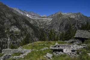 Gipfeltouren um Domodossola (oder im hintersten Maggiatal)