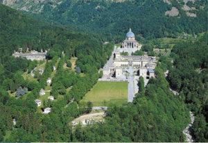 GTA & GTB: Inmitten von Bergen, Kloster, Hütten und Pilgerstätten (I)