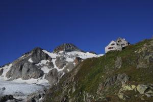 Auf dem Alpenhauptkamm vom Gotthard westwärts zum Leckihorn
