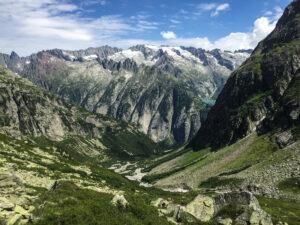 Alpine Tour Rosenlaui, Gauli- und Grubengebiet (Berner Oberland)