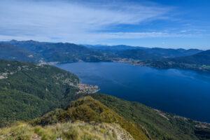 Entlang der Sonnenseite des Lago Maggiore von Ascona nach Intra