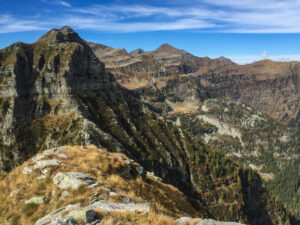 Herbstwochenende zwischen Val Lodrino und Val d'Iragna