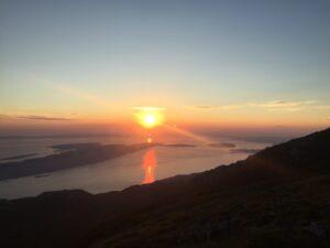 Velebit: Imposantes Gebirge an Kroatiens Küste