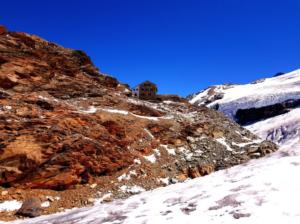 Alpine Tour Mutthorn und Petersgrat