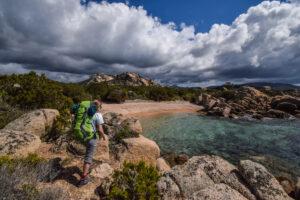 Abenteuer quer durch Südkorsika: Berge, Küste, Felsen und viel duftende Macchia