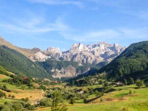 Trekking Montenegro – Albanien – Kosovo: Durch die wilden Berge des Balkans