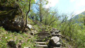 ABGESAGT: Die versteckten Seitentäler der Maggia: neue Touren im hintersten Tessin