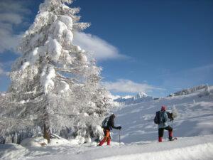 Schneeschuh-Weekend im hintersten Klöntal (GL)