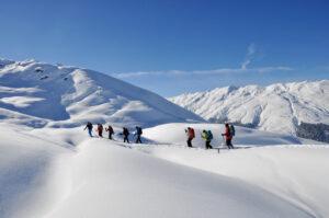 Schneeschuh-Weekend in und um St. Antönien (GR)