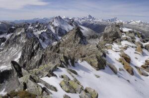 Alpine Tour mit Bergführer Adi Kälin