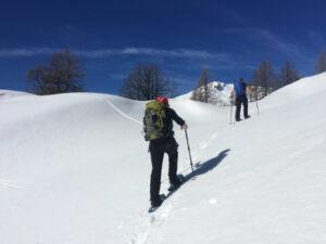 Schneeschuh-Wochenende in der Region Schwarzsee im Greyerzerland (FR)