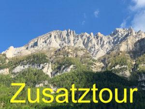 Zusatztour: Val de Réchy: das gerettete Tal entdecken (VS)