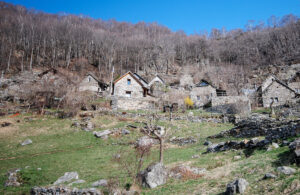 Locarno e Valli im Vorfrühling